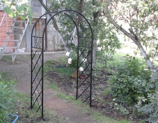 Арка садовая (разборная)